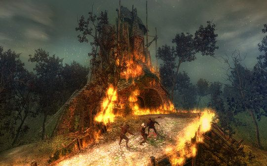 The Witcher: Enhanced Edition Director's Cut on Steam