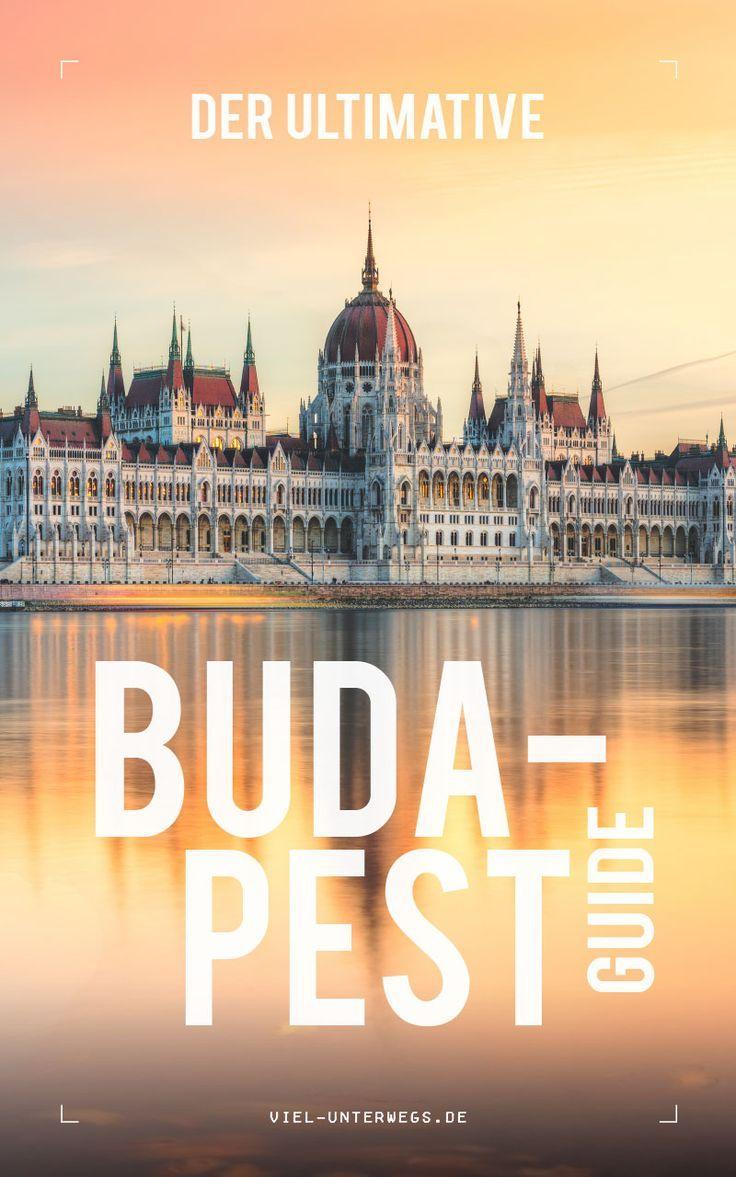 Die besten Tipps für eine Städtereise nach Budapest