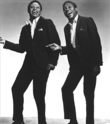 Sam & Dave (The Gold) Hold On! I'm A Comin'/ Soul Man