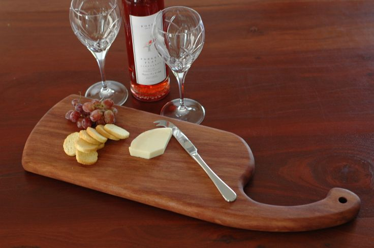 Recycled Ironbark serving board. Perfect for cheeses, fruit and bread