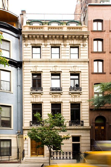 34 best images about townhouse style on pinterest for Upper east side townhouses for sale