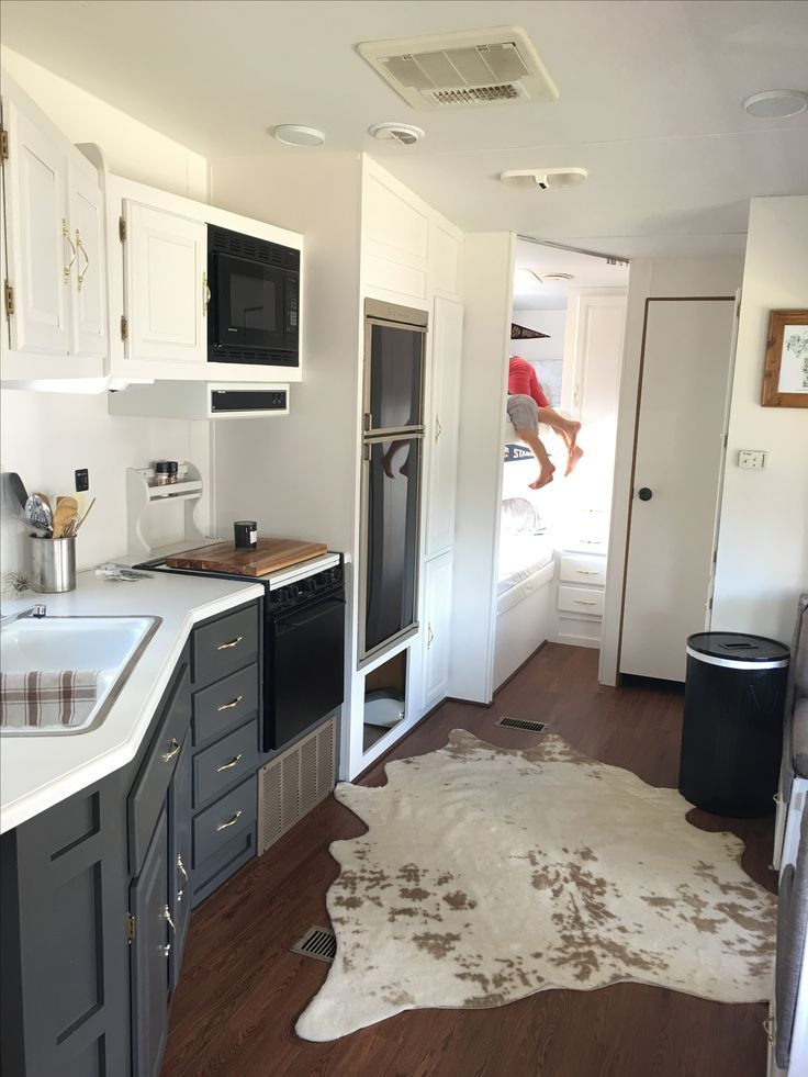 448 Best Images About Camping Trailer Redo On Pinterest Rv Makeover Home Renovation And