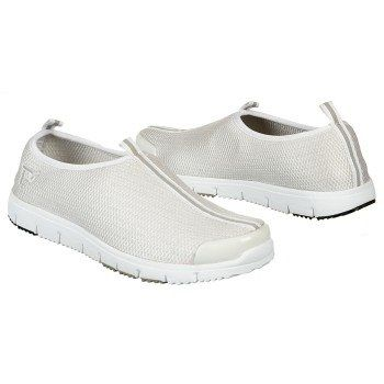 Propet Travel Walker Slip On Shoes (White) - Women's Shoes - 6.5 N