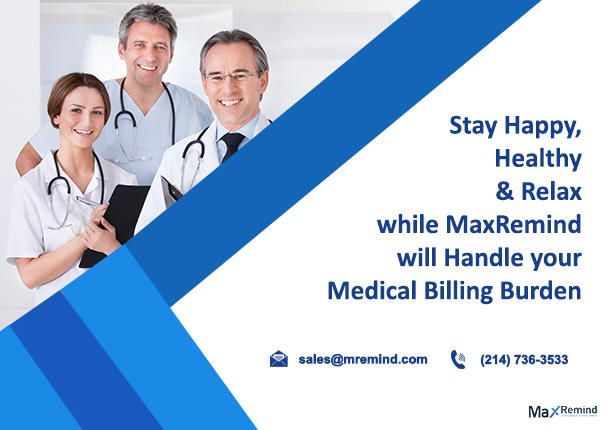 Maxremind Medical Billing And Credentialing Company Doctor