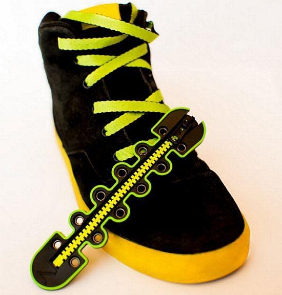 $10 Молния для обуви Zipped