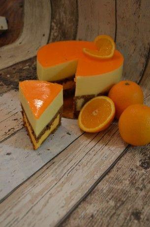Sinaasappelbavaroise
