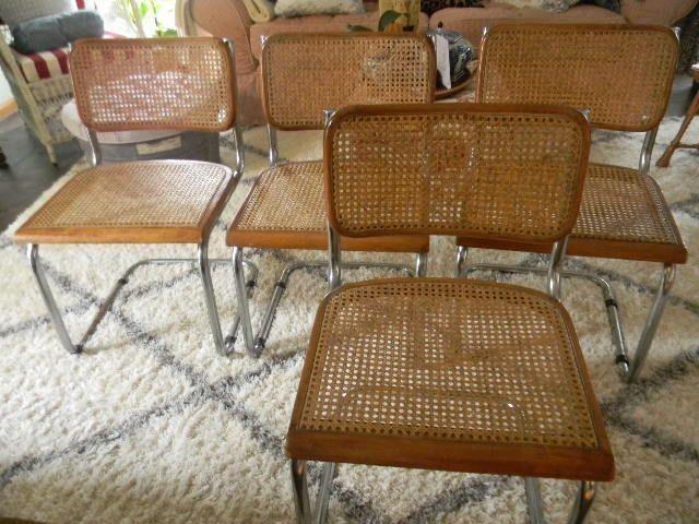 Marcel Breuers Cesca Chair S Design In The Public Domain Yet