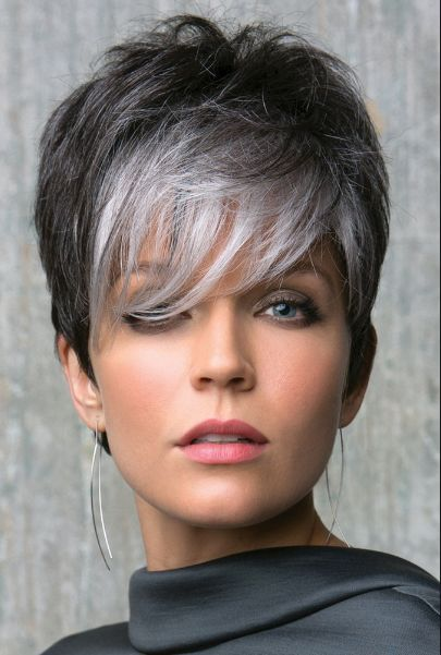 Coupe courte pour femme : Rene of Paris Wig Heather – Store Canadian Wigs – HAIR & BEAUTY CANADA