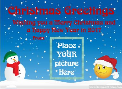 11 best christmas certificate templates images on pinterest christmas greetings certificate template at clevercertificates free to customize and download yelopaper Gallery