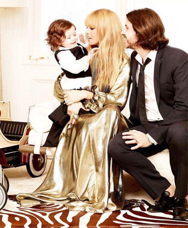 Rachel Zoe & Rodger Berman Welcome A Baby Boy %u2014�Congrats