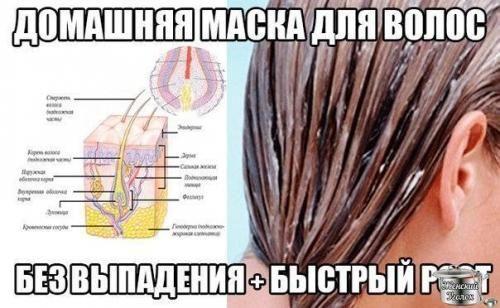 """Рецепт номер 1. Маска, ускоряющая рост волос. Применялся в течение 1 месяца по 1 разу в неделю. Волосы выросли примерно на 15 см. Рецепт маски очень прост и основан на том, что горчица """"Печет"""", прогре..."""