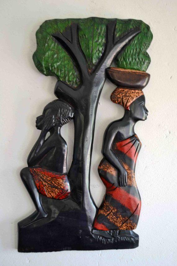 African Art African American Art Mother by Boriquahafrikanah,