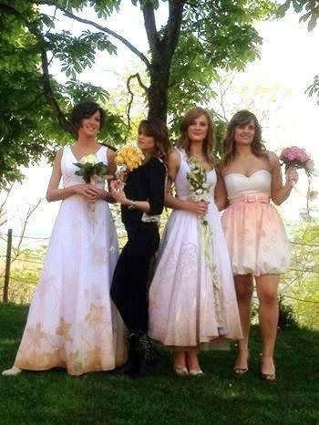 abiti #sposa in #cotone #bio