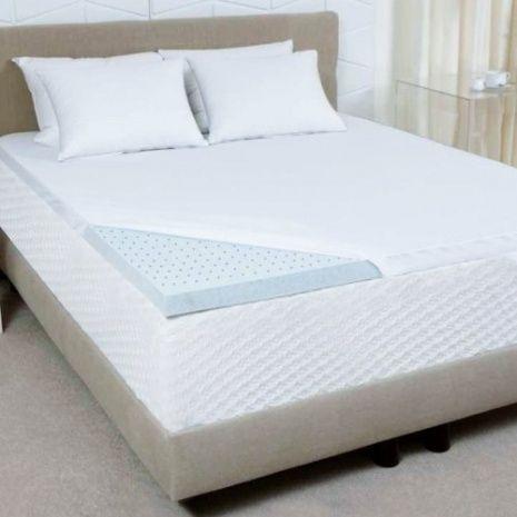 twin memory foam mattress topper