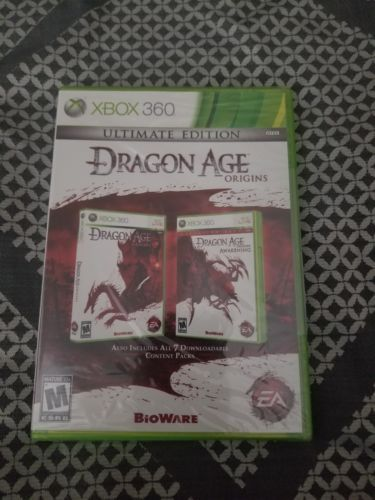Dragon Age: Origins : Ultimate Edition !! Brand New !! Xbox 360: $40.00 End Date: Friday Dec-29-2017 17:31:24 PST Buy It Now for only:…