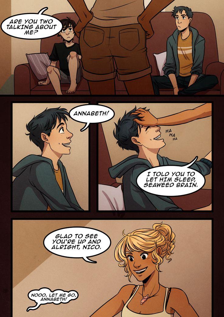 feels like home comic by monkeyscandance Page 8