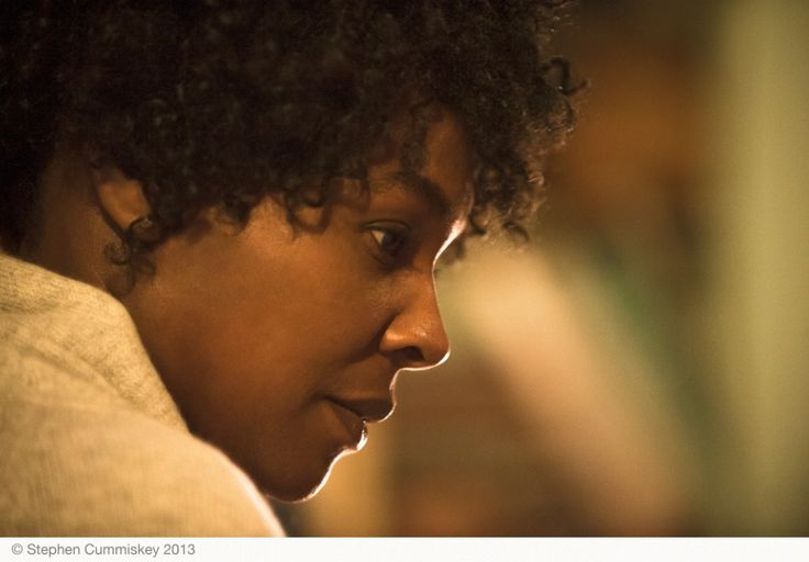 Nadine Marshall stars in Second Coming, out now on iTunes