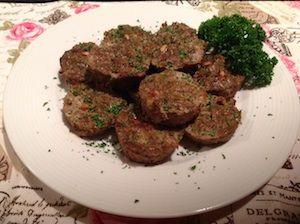 Lamb, pumpkin & pine nut patties       These patties are mild in taste.Read more
