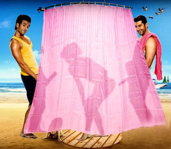 Tusshar Kapoor and Aftab Shivdasani root for their co-star Mandana Karimi to win Bigg Boss 9 #TussharKapoor