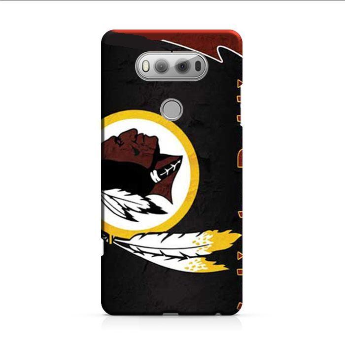 Washington Redskins Logo Wallpaper LG V20 3D Case