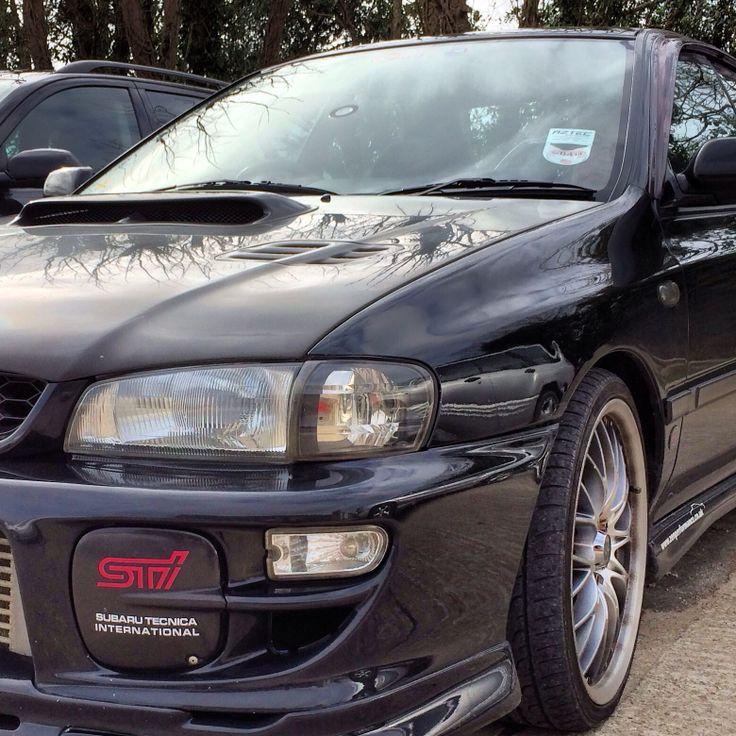 Subaru Impreza STI Classic...