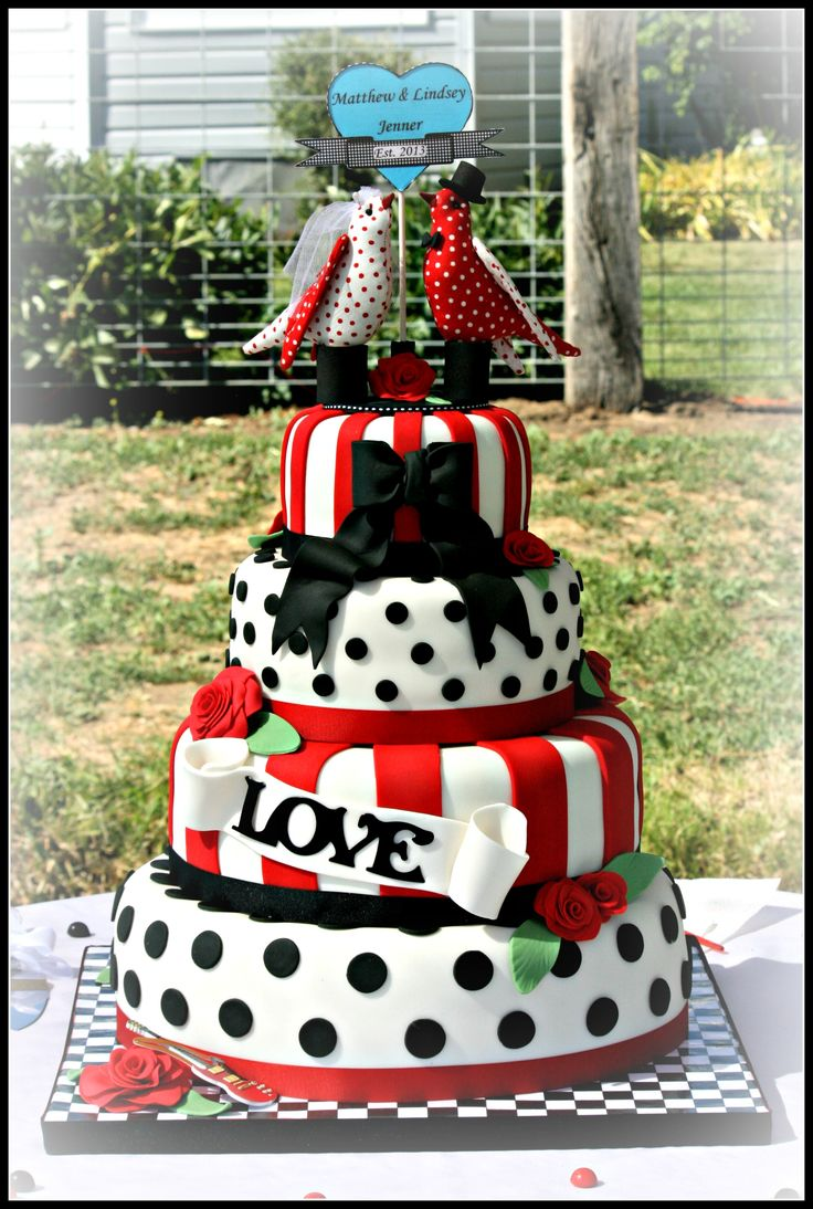 rockabilly wedding cake 187 best images about rockabilly wedding on 19241