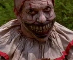 """Twisty the Clown Steals """"American Horror Story"""" Premiere -- See What's Under That Freaky Makeup! -"""