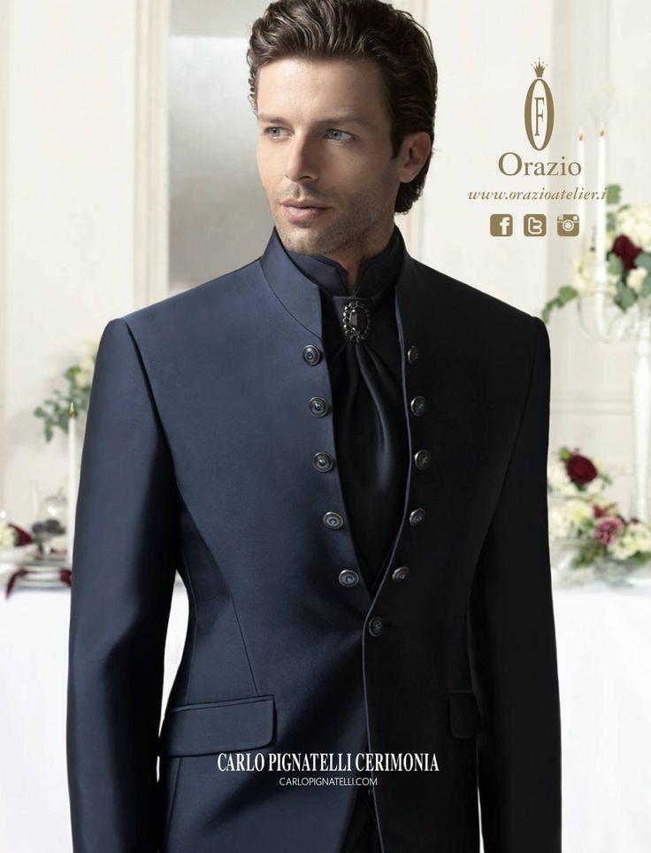 Vi aspettiamo in atelier... tante le novità della nuova collezione sposo Carlo Pignatelli