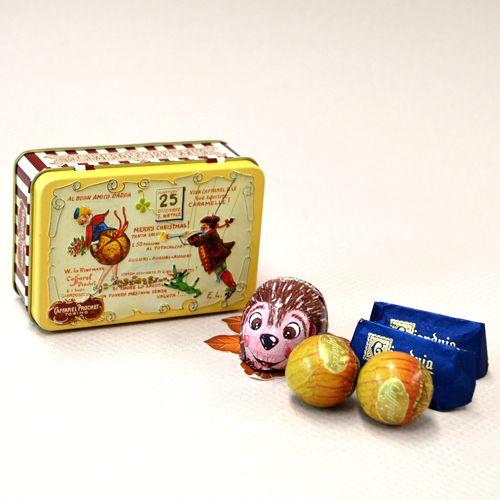 【 NEW 】 ジャンドゥイオット缶(テゾーロ)