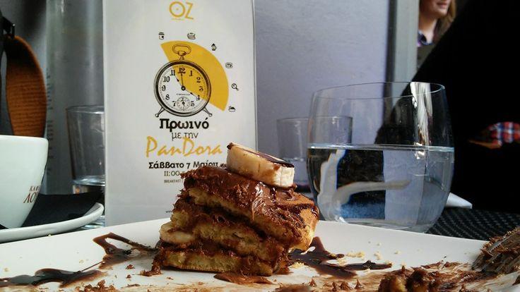 breakfast at oz pandora