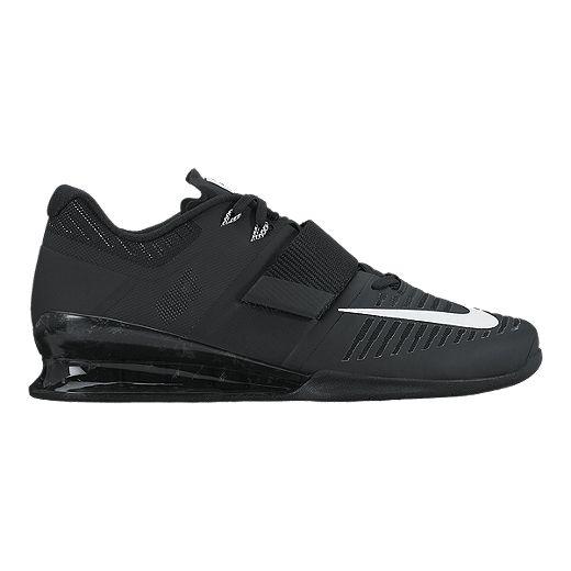 Designed for elite-level lifting, Men's Nike Romaleos 3 Weightlifting Shoe…