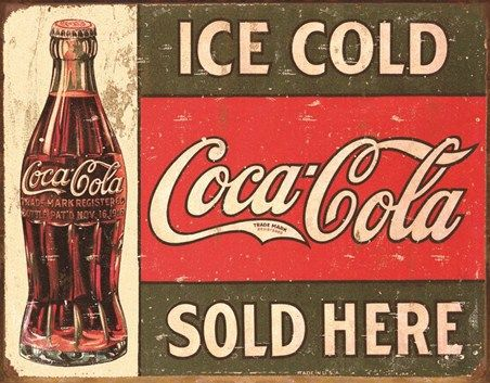 Coke Vintage - Sold Here