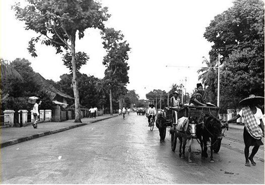 Jatinegara, tahun 1930