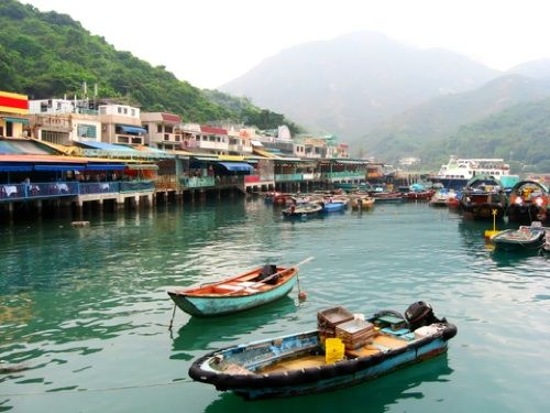 Lamma island, Hong Kong by Francesca Perticucci / 18 Reasons to Visit Hong Kong in 2012 / vtravelled blog