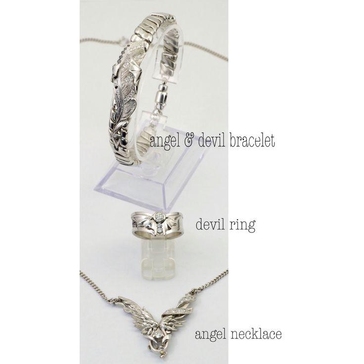 story jewelry Secondversion men's jewelry