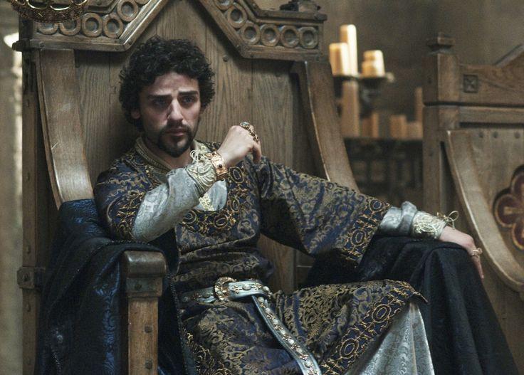Oscar Isaac as Prince/King John
