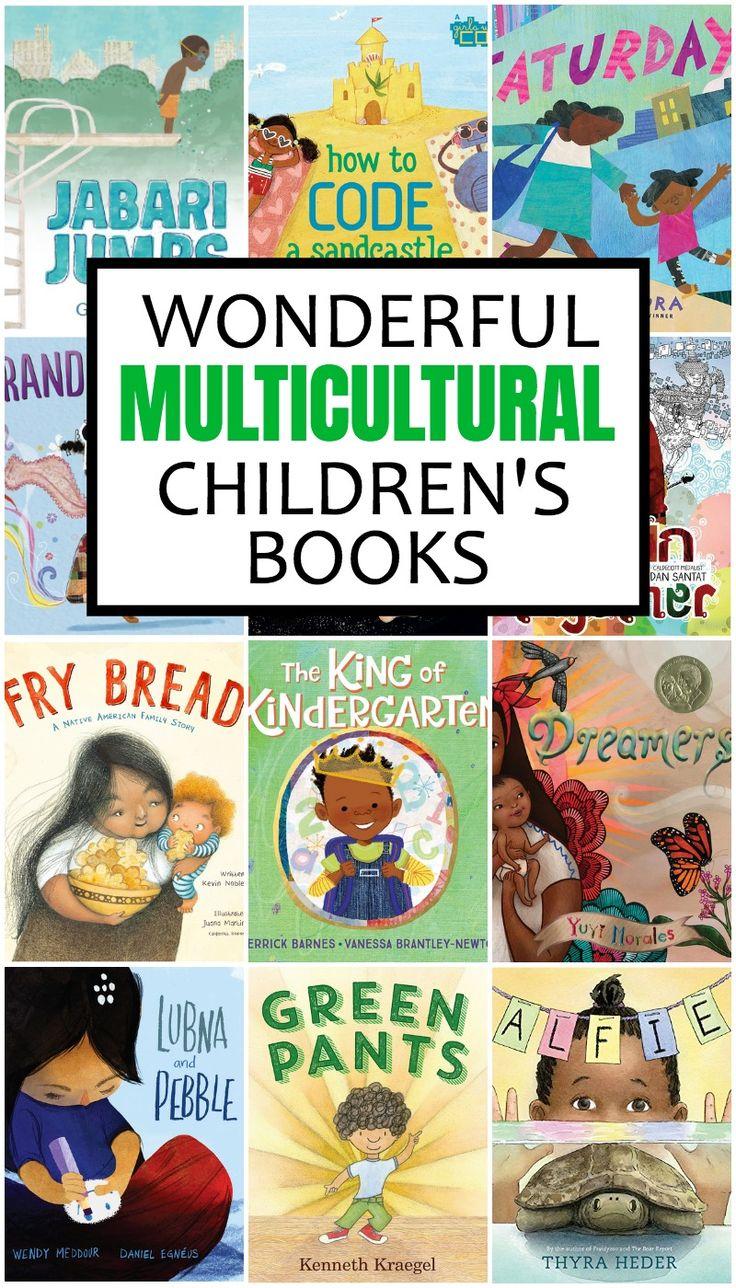 20 Wonderful Multicultural Childrens Books in 2020   Kids ...