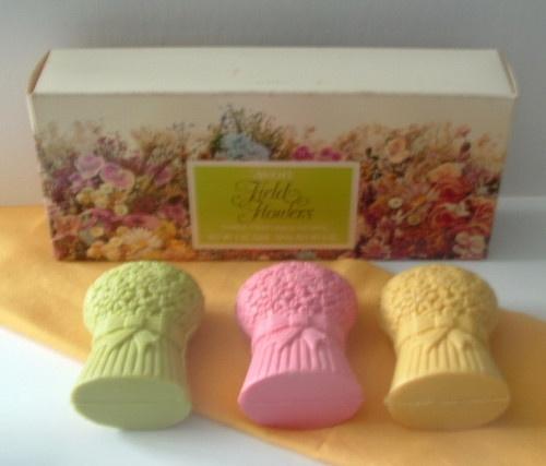 Avon Vintage Field Flowers Soaps | eBay
