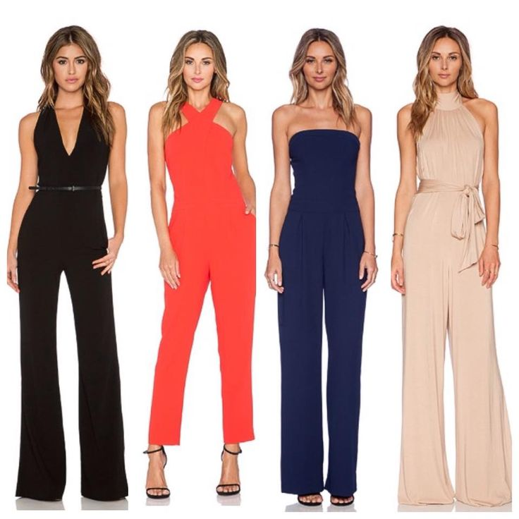 The hottest jumpsuits right now!
