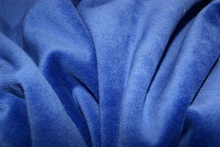 NB 3081-106 Nicky velours kobalt