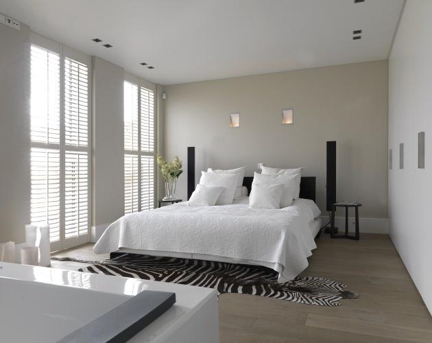 25 beste idee n over zebra slaapkamers op pinterest zebra slaapkamer ontwerpen zebra - Stijlvol behang ontwerpen ...