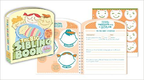 The Big Sibling Book: Baby's First Year According to ME: Amy Krouse Rosenthal: 9780307461971: Books - Amazon.ca