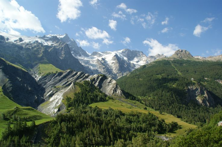 De prachtige Franse Alpen