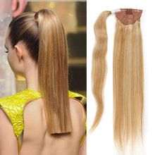 "100% Russian Virgin Remy Human Hair ponytail 18""20""Ponytail Extensions Remy Hair Straight Pony tail     #http://www.jennisonbeautysupply.com/    http://www.jennisonbeautysupply.com/products/100-russian-virgin-remy-human-hair-ponytail-1820ponytail-extensions-remy-hair-straight-pony-tail/,      100% Russian Virgin Remy Human Hair ponytail 18″20″Ponytail Extensions Remy Hair Straight Pony tail                     Extensiones del Ponytail del pelo humano                                 100%…"