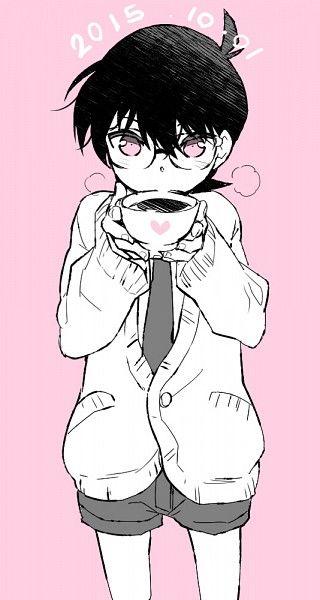 Cute little Conan