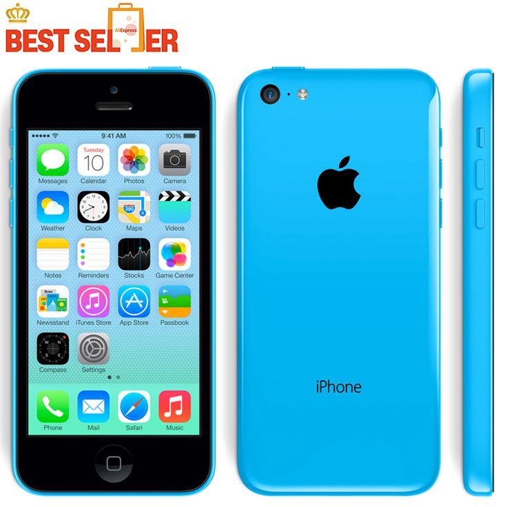 "Cheap iphone 5c phone, Buy Quality mobile phone directly from China used mobile phone Suppliers: Hot Sale Unlocked Original Apple Iphone 5C Cellphone 4.0"" Dual Core 8MP Camera IOS WIFI GPS Used mobile phone Multi-language"