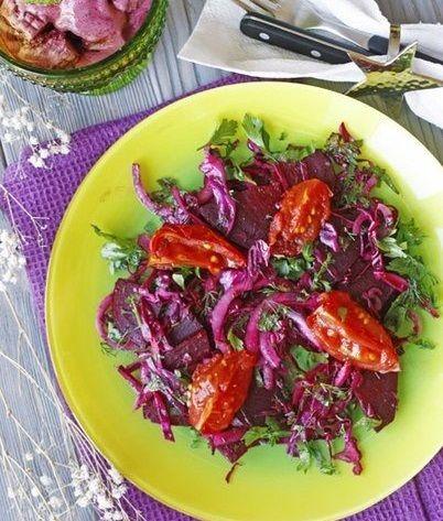 Турецкий салат