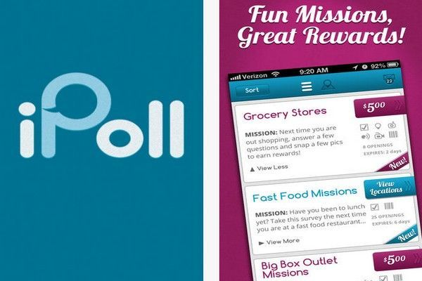 iPoll Review: Legitimate Paid Survey App or Just a…