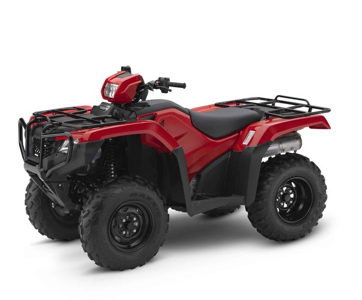 New 2017 Honda Foreman 4X4 ATVs For Sale in Florida. 2017 Honda Foreman 4X4, 475cc liquid-cooled OHV longitudinally mounted single-cylinder four stroke Five-speed with Reverse Direct front and rear driveshafts with TraxLok® and front differential lock Front suspension: Independent double-wishbone; 7.28 inches travel Rear suspension: Swingarm with single shock; 7.28 inches travel Curb weight: 630 pounds (Includes all standard equipment, required fluids and a full tank of fuel ready to ride)…