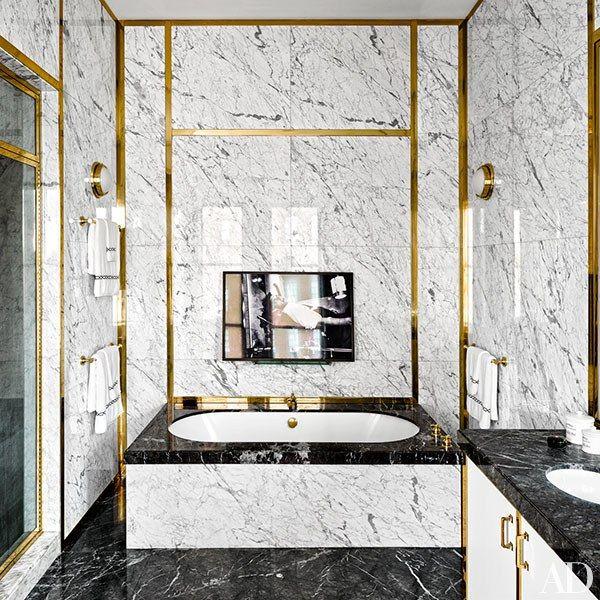 Decorator Nicholas Kilner Revamped a Gorgeous New York City Penthouse Photos | Architectural Digest